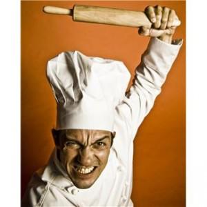 Gniewny szef kuchni