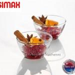 Szklana kokilka SIMAX