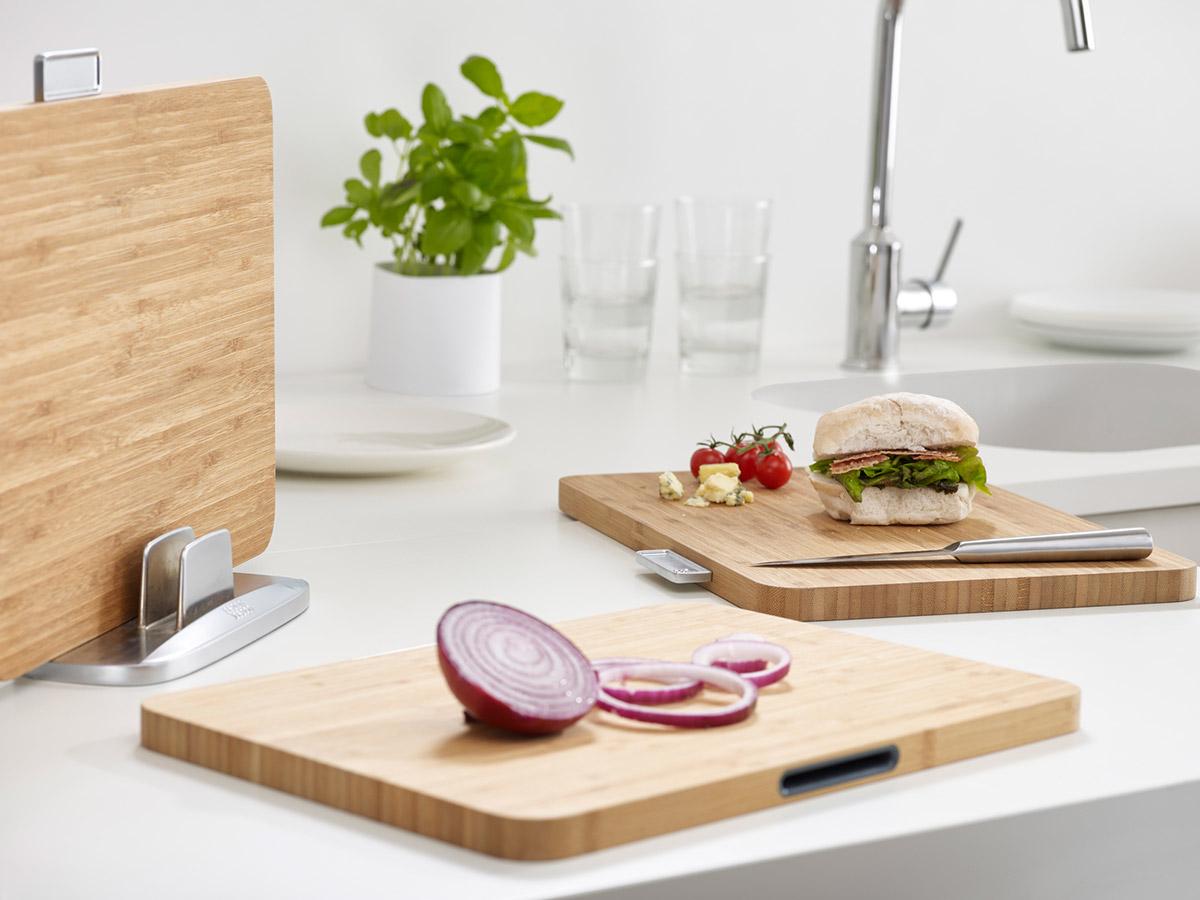 deski kuchenne z bambusa
