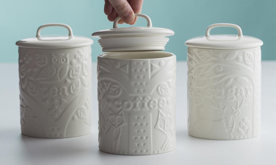 Pojemniki ceramiczne Mason Cash