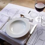 Ustawienie nakryć na stole