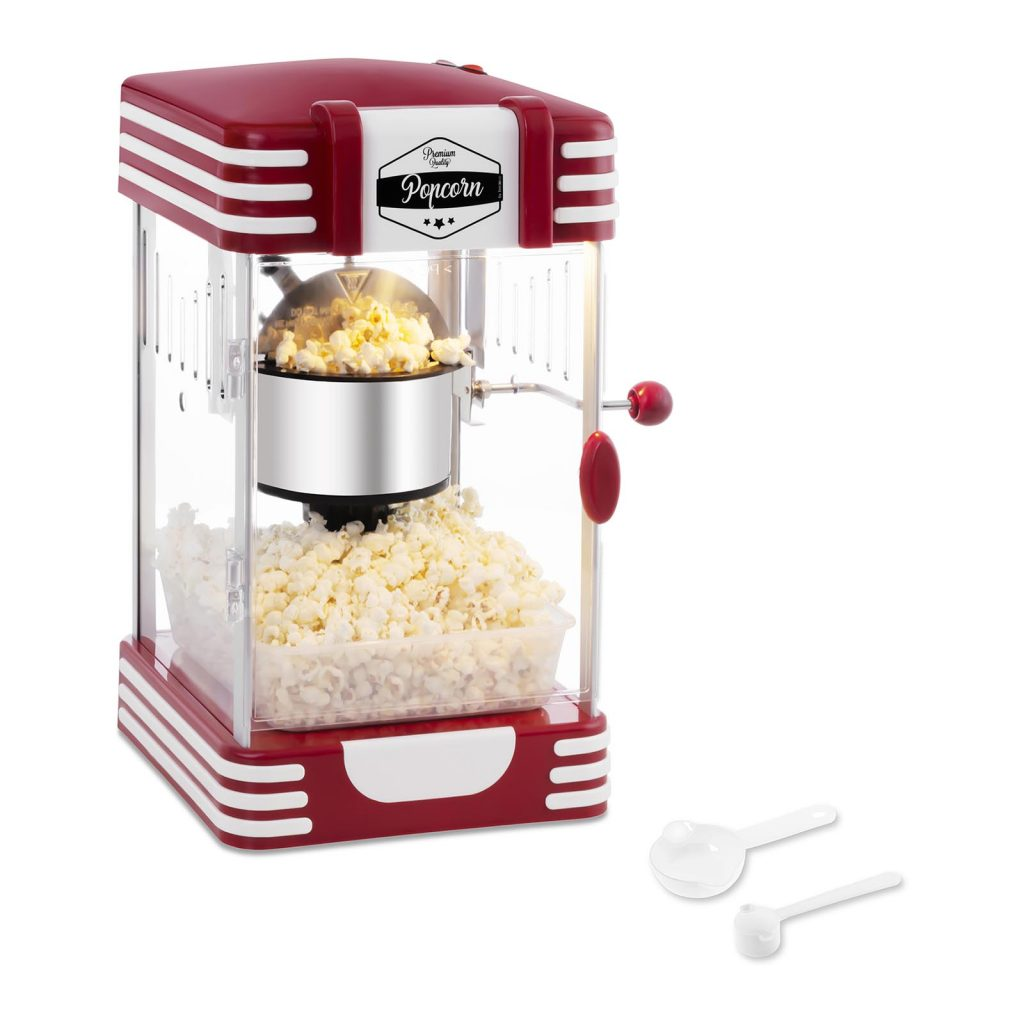 maszyna do popcornu marki Bredeco