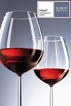 kieliszki do wina SCHOTT