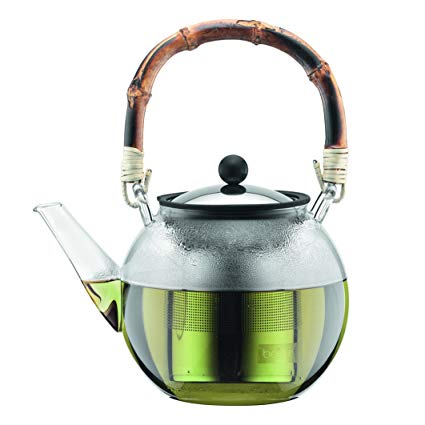 Dzbanek z filtrem stalowym do herbaty poj. 1 litr Assam BODUM