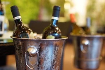 Cooler wine - wiadro do chłodzenia wina