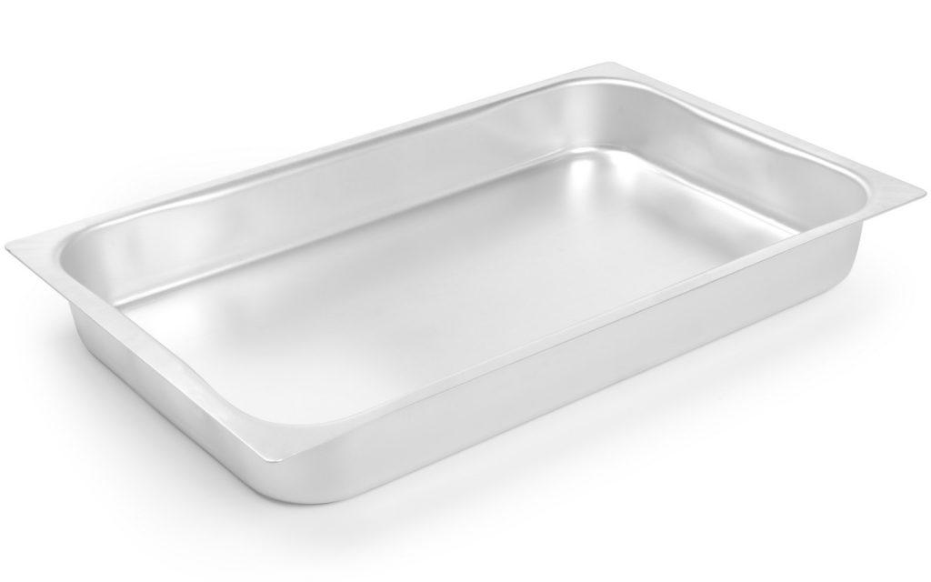 Aluminiowe naczynia do pieczenia HENDI