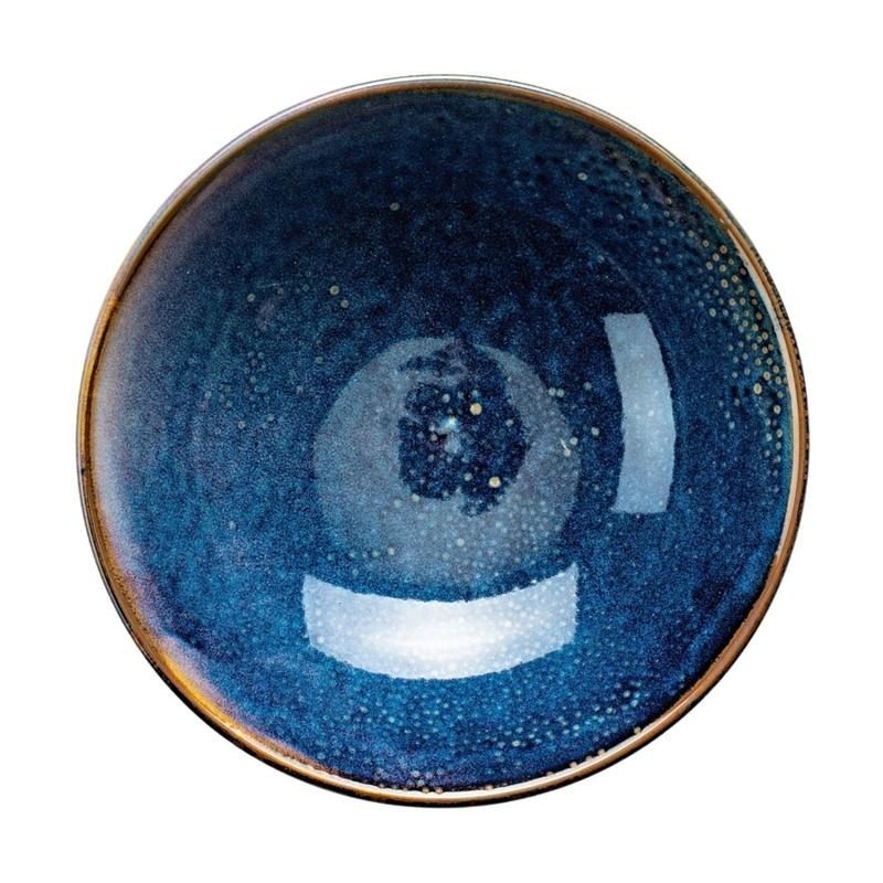 Niebieska zastawa stołowa VERLO