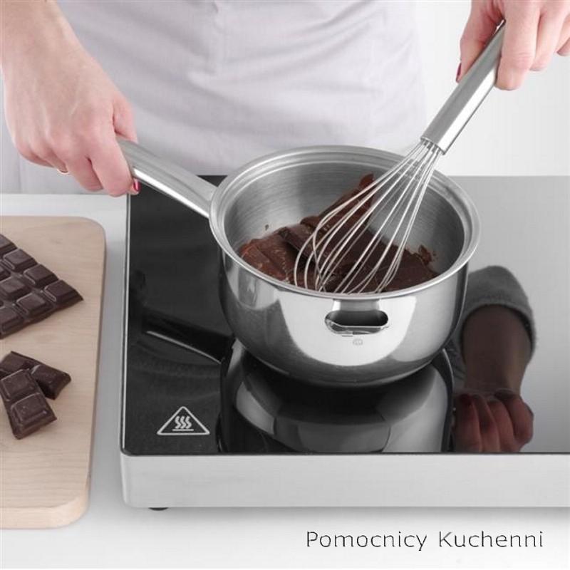 Garnuszek do rozpuszczania czekolady